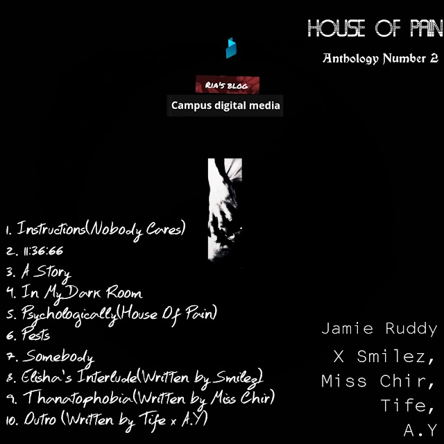 House Of Pain (Anthology)