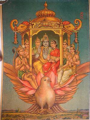 pushpak viman in ramayan
