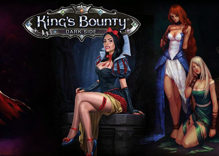 Kings Bounty - Dark Side