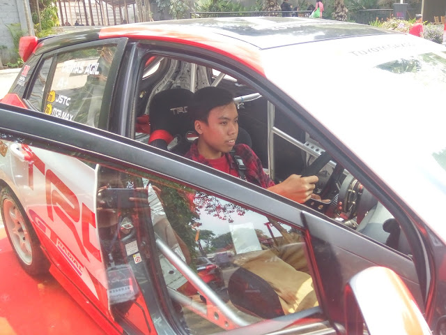 Unleash Your Fun: Demas Agil Bersama Toyota Yaris Menorehkan Prestasi di Industri Balapan