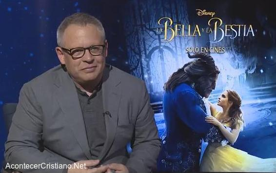 """Bill Condon, director de """"La Bella y la Bestia"""" ataca a la Biblia"""