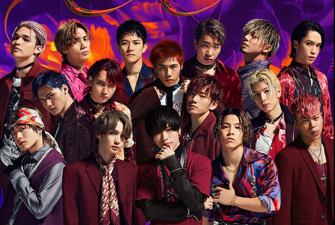 "MV THE RAMPAGE from EXILE TRIBE Terbaru ""FEARS"" Telah Rilis di Youtube"