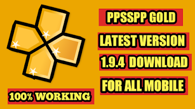 ppsspp Gold Free Download