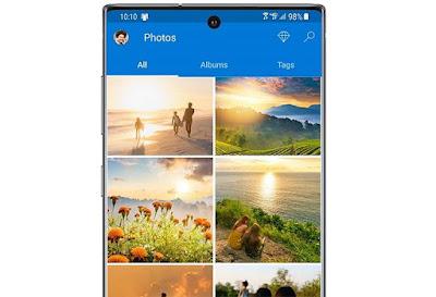 Samsung Mengintegrasikan OneDrive Ke Dalam Aplikasi Galeri Android-nya