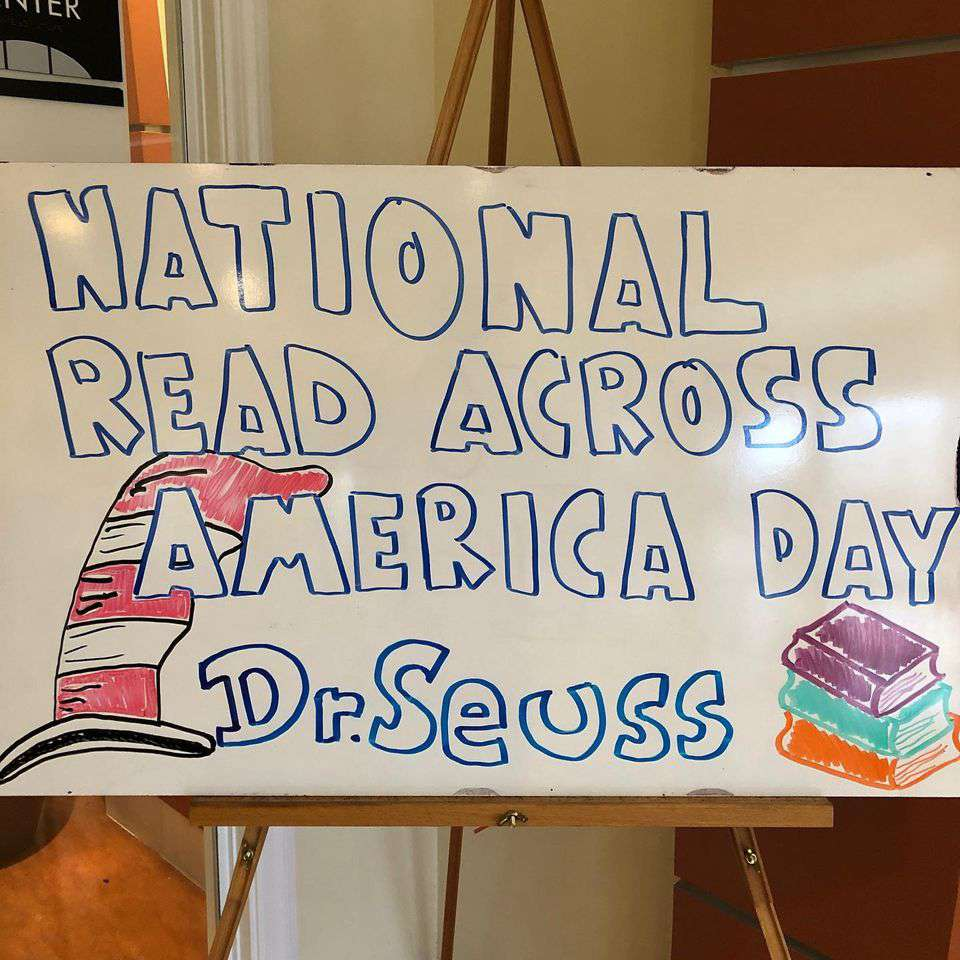 National Read Across America Day Wishes For Facebook