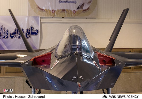 Black Horizon: Iran boasts they've built stealth fighter - looks fake