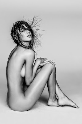 Kendall Jenner, Russell James photo shoot