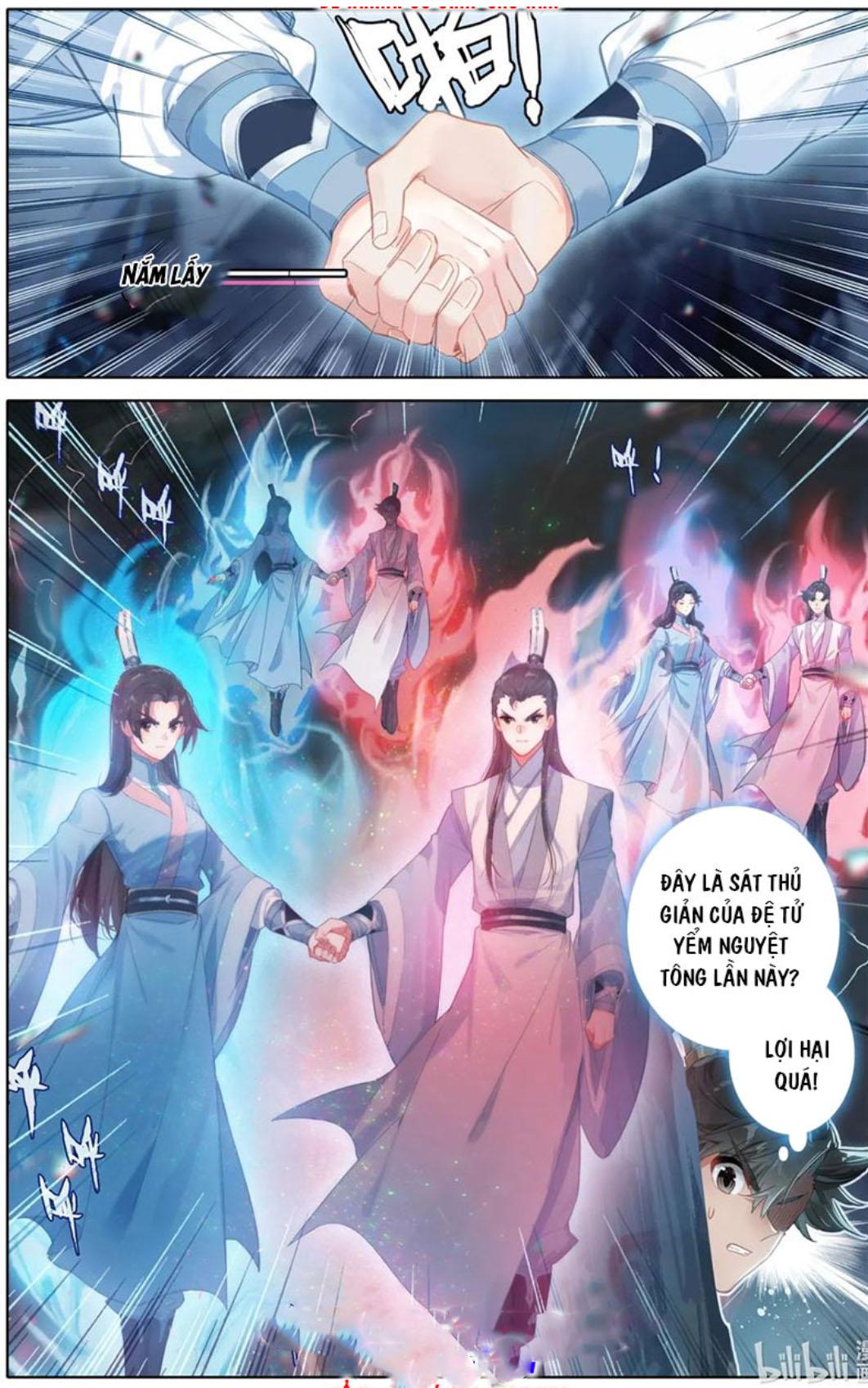 Phàm Nhân Tu Tiên Chapter 100 - Trang 12