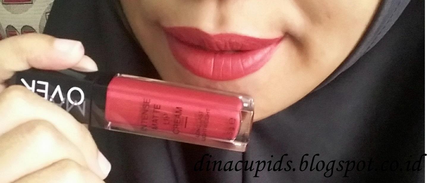 Lip Cream Make Over Intense Matte 005 Impulse Review Lips Waktu Aku Oles Ditangan Itu Susah Banget Dihapusnya Dengan Tissu Basah Khusus Up Pakai Remover Juga Masih Nempel Dibibiruntuk