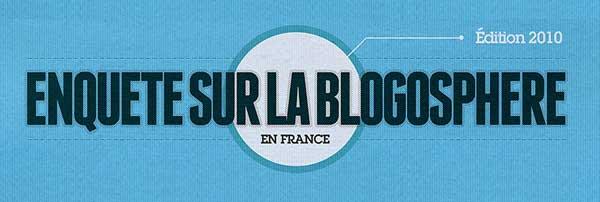 enquête blogosphère francophone