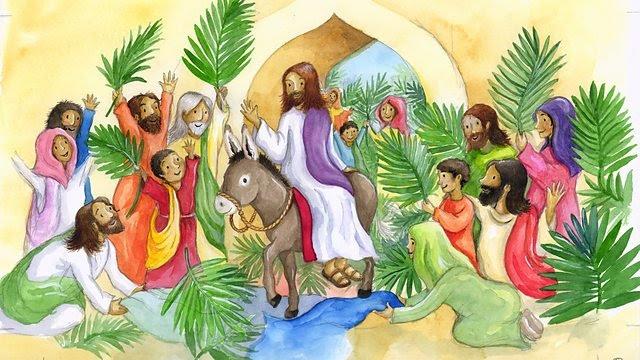 Tahun Liturgi - Minggu Palma