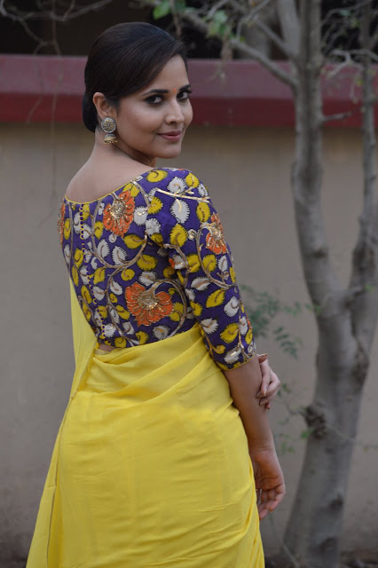 Anchor Anasuya Bharadwaj Latest Photoshoot Pics