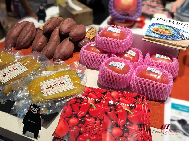 jetro infuse event culinaryon kyusyuya yamanashi tomatoes