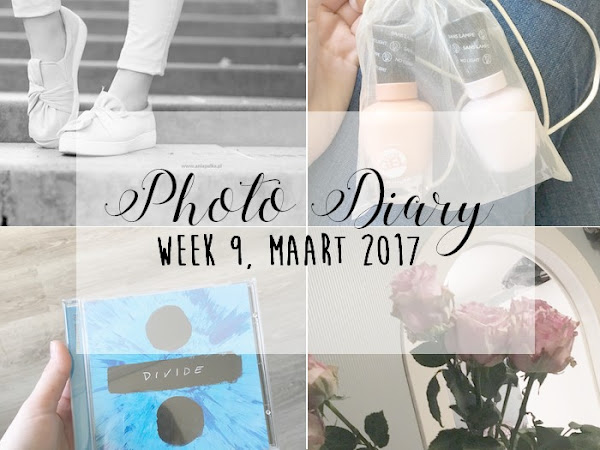Photo Diary Week 9, maart 2017