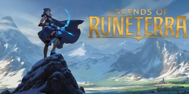 Rilis 30 April, Riot Unggah Cuplikan Trailer Legends of Runeterra