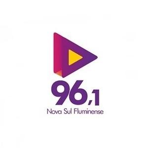 Ouvir agora Rádio Nova Sul Fluminense FM 96.1 - Barra Mansa / RJ