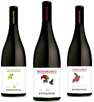 Vini labels branding nome