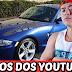 VEJA OS 10 SUPER CARROS COMPRADOS PELOS YOUTUBERS BRASILEIROS