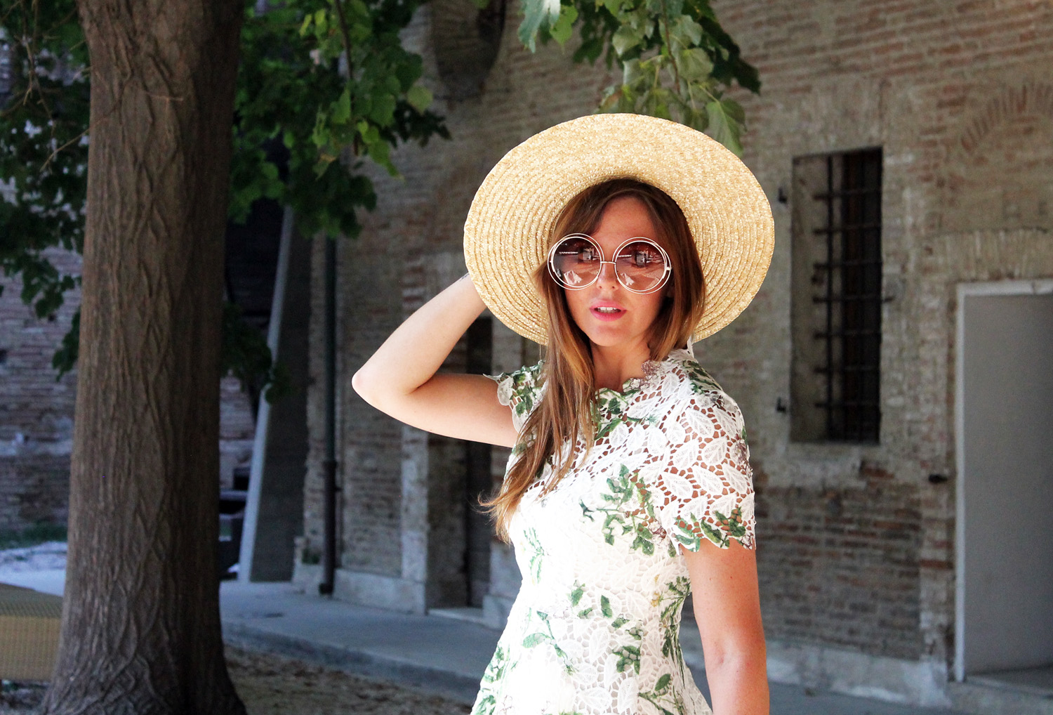 Francesca Focarini fashion blogger italiana