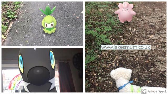 pokemon go augemented reality