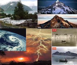 Resultado de imagen de imagenes de las consecuencias del calentamiento global