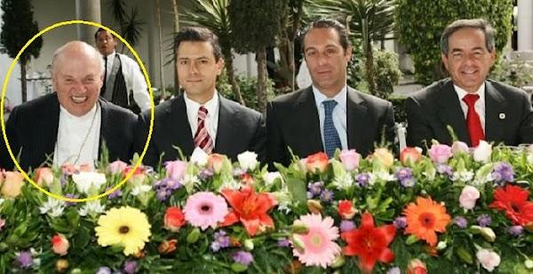 """""""Debemos perdonar a los políticos que han robado poco"""": obispo mexicano"""