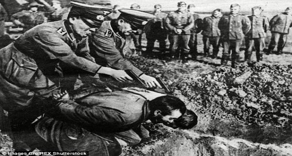 Με σημαία τη «Συλλογική ευθύνη» η Γκεστάπο εκτελούσε αθώους για εκφοβισμό… Ο COVID-19 επανέφερε τη φράση αυτή επτά δεκαετίες μετά…