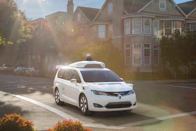 Waymo начинает тестировать полностью автономные авто на дорогах общего пользования