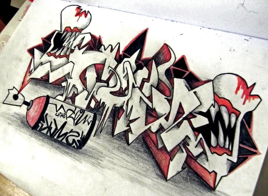 граффити фото на листе бумаги воронеже стартовал международный