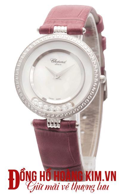 Đồng hồ nữ chopard mới về giá rẻ
