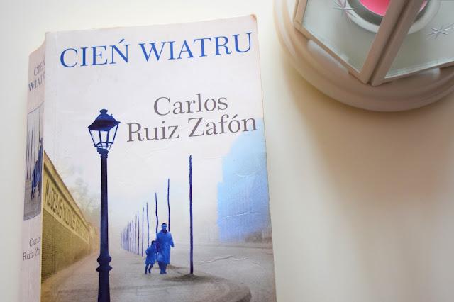 Carlos Ruiz Zafón, Cień wiatru