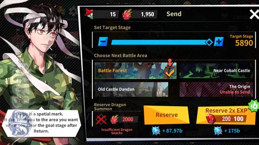 Lucid Adventure Idle RPG Reserve Return
