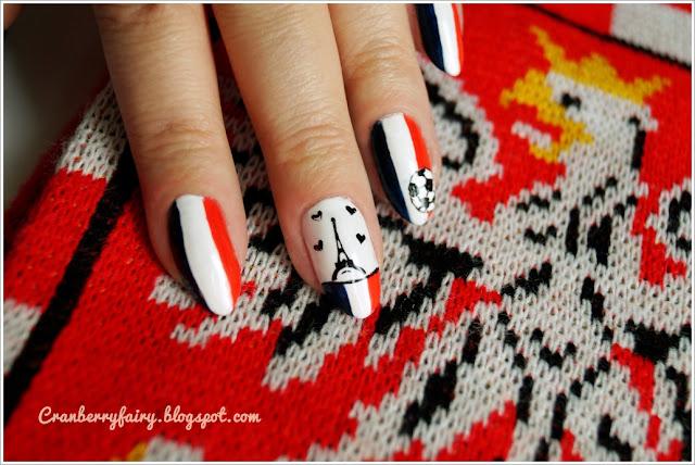 paznokcie piłkarskie
