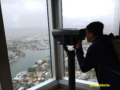 SkyPoint Observation Deck Gold Coast