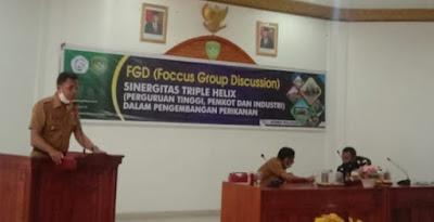 Wakil Walikota Usman Tamnge