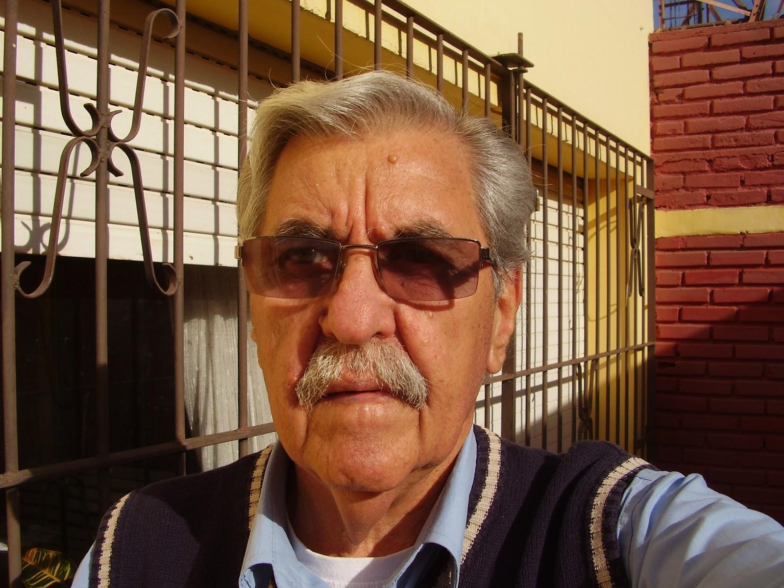 El blog de Juanjo Pereyra : Escritor y periodista Julio Dornel