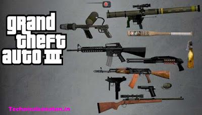 7. Grand Theft Auto 3
