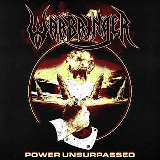 "Tο lyric video των Warbringer για το ""Power Unsurpassed"" από το ομότιτλο single"