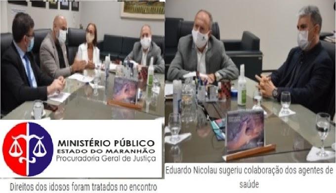 SÃO LUÍS - MPMA debate procedimentos para evitar bloqueio de benefícios de idosos