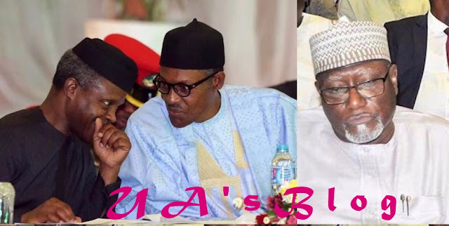 How Buhari, Osinbajo plan to sack Daura was nearly aborted