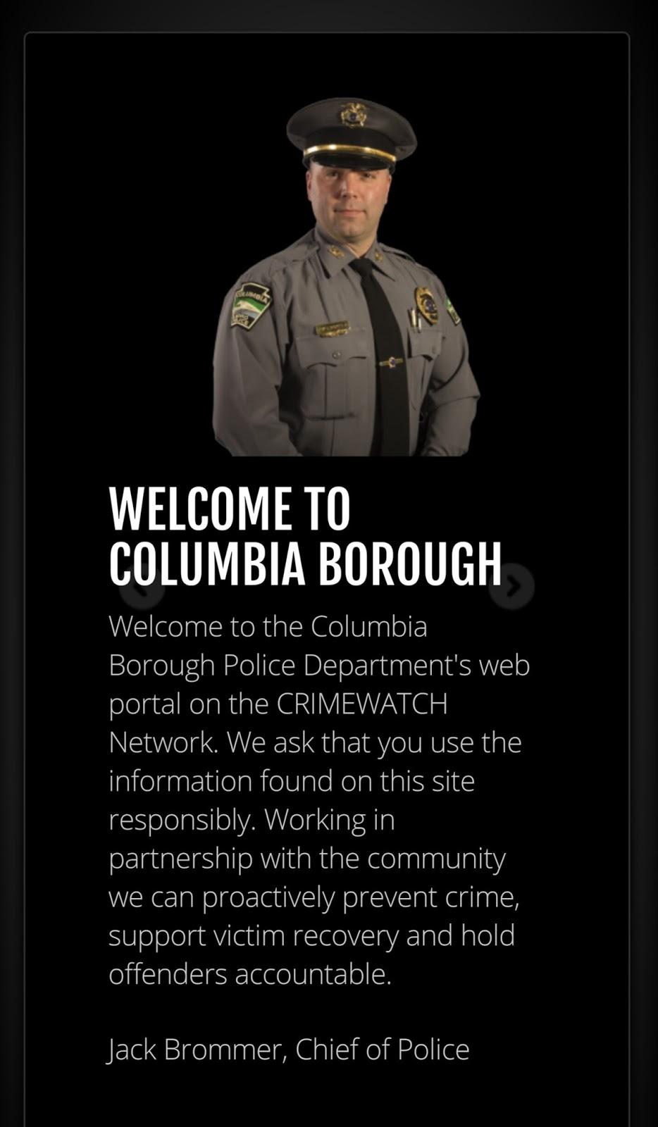 COLUMBIA SPY: October 2015