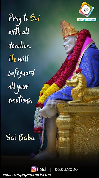 Shirdi Sai Baba Blessings - Experiences Part 2936