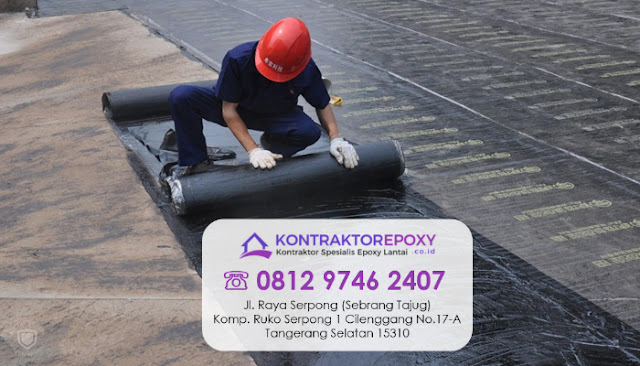 distributor waterproofing Brebes