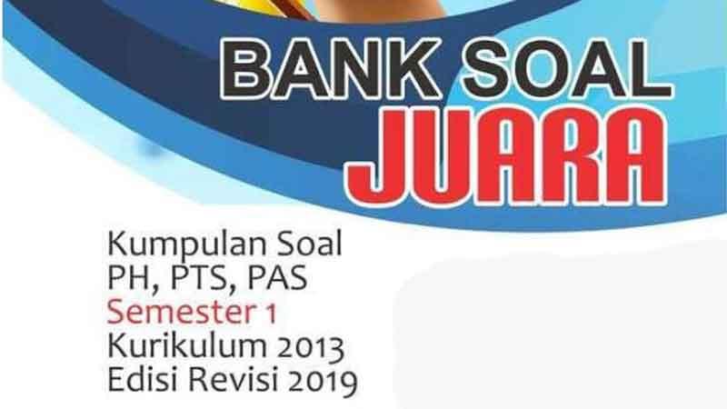 E-book Bank Soal Semester 1 Kelas 1, 2, 3, 4, 5, dan 6