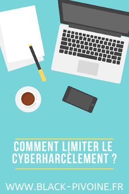 Limiter le cyberharcèlement