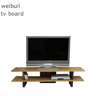 【TV3-I-004】ウェイブル tv board