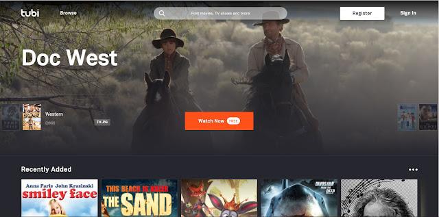 أفضل المواقع المجانية لمشاهدة الأفلام والمسلسلات أونلاين