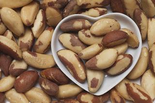 zdravé para ořechy