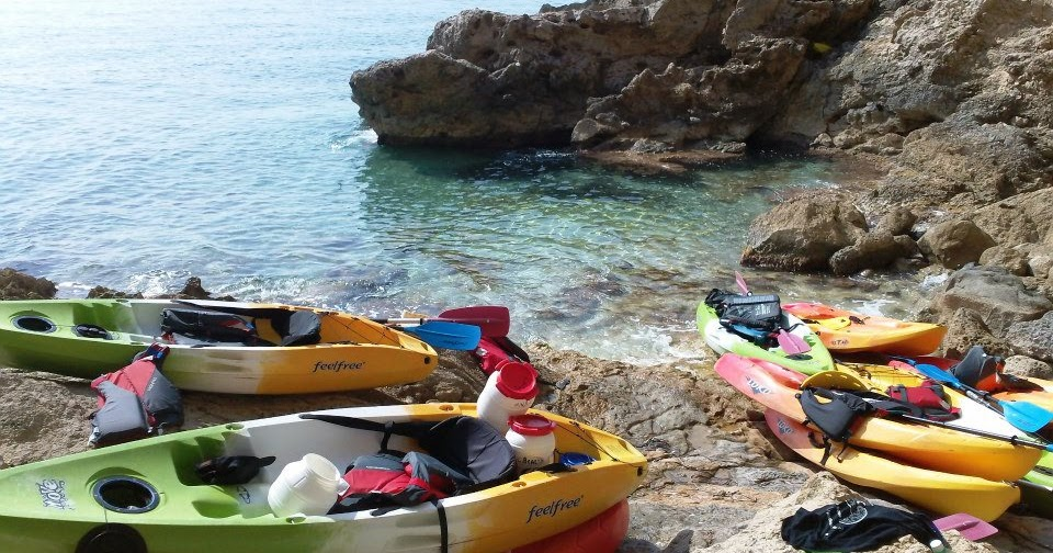 Alicante aventura turismo activo alquiler de kayaks en - Alquiler de pisos en villajoyosa ...