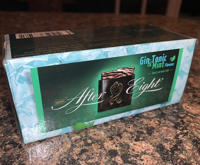 After Eight: Gin Tonic & Mint
